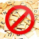 Image les mots interdits au Scrabble