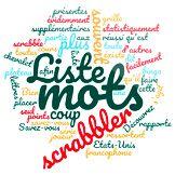 Image listes de mots Scrabble pour scrabbler